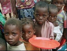 Afrika armoede